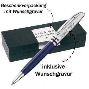 Pelikan Kugelschreiber Jazz Classic K35 Dunkelblau FS