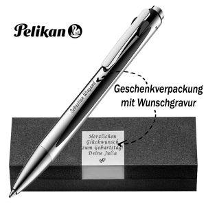 Pelikan Snap® Black-Silver matt