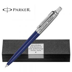 Parker Jotter Kugelschreiber - blau