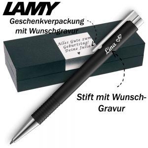 Lamy logo M+ Kugelschreiber